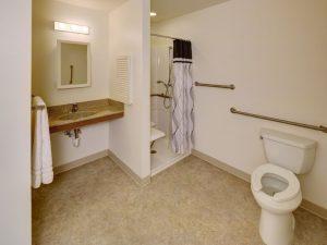 One Bedroom Bath LR Mk Al