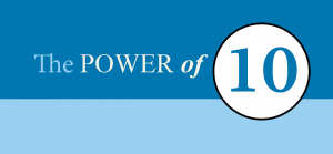 Power Of 10 Logo 2to1