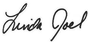 Linda Joel Signature