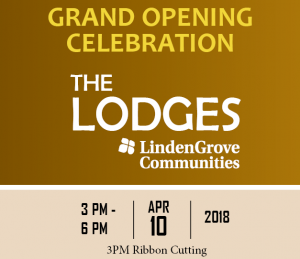 Lodges Mini Invite Blog