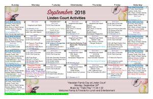 September 2018 LC