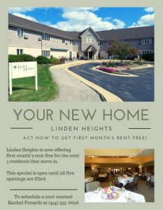 LindenHeights Move In Special